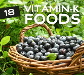 Best Vitamin K Foods